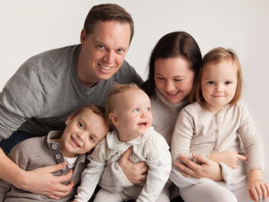 perhe valokuvaus
